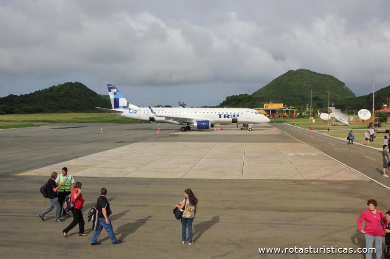 Aeroporto Comoro : Aeroporto de fernando noronha