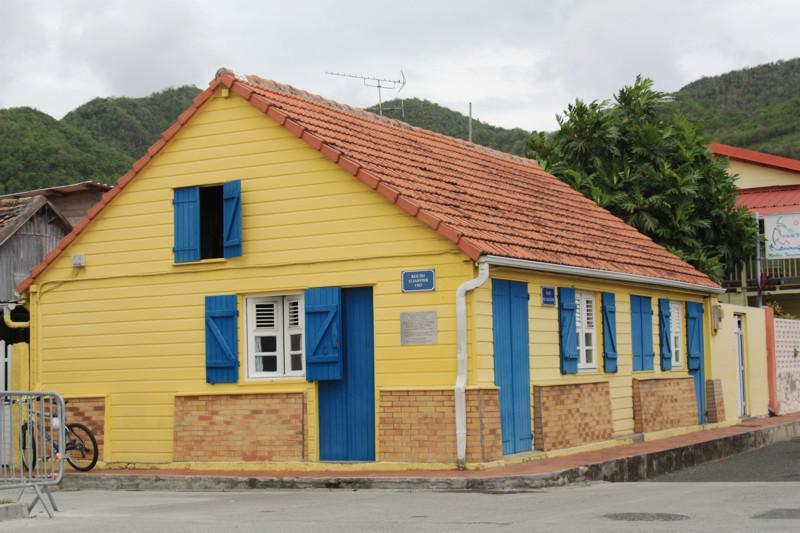 casas tipicas de martinique martinique island martinique