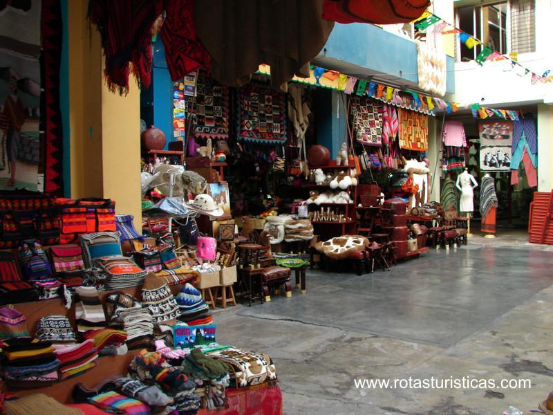 Mercado De Artesan 237 As Lima Peru Photos Touristic Routes