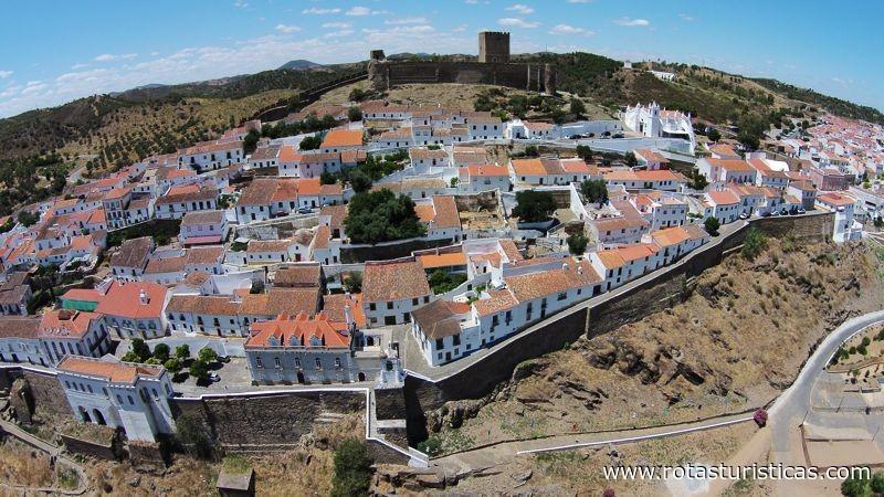 Mertola Portugal  city photos : fotos 33631 mertola portugal vista aerea de mertola