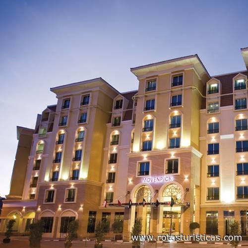 Moevenpick hotel deira dubai emirados rabes unidos for Dubai hotel ranking