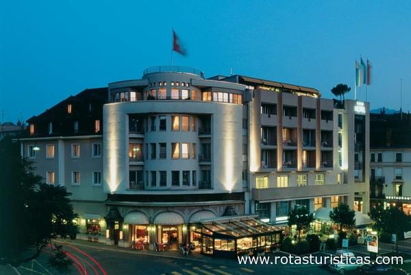 Hotel De La Place Vevey