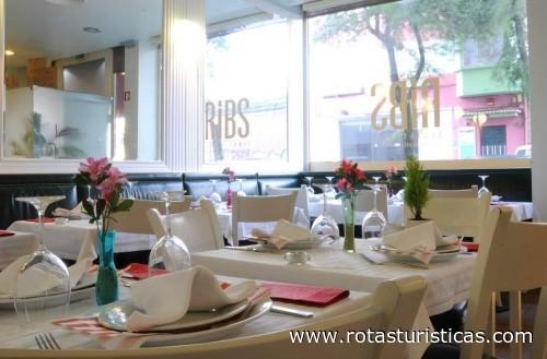ribs restaurante matosinhos porto portugal book hotel madeira island. Black Bedroom Furniture Sets. Home Design Ideas