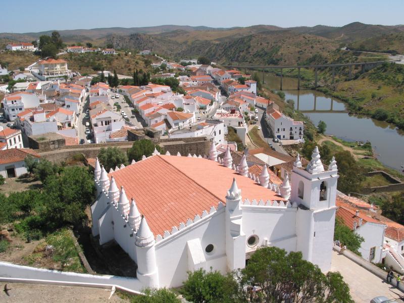 Fotos da cidade de beja em portugal